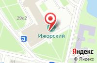 Схема проезда до компании ПРОИЗВОДСТВЕННАЯ ФИРМА ДАЙСАН в Советском