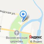 Психоневрологический диспансер №6 на карте Санкт-Петербурга
