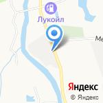 Фурнита на карте Санкт-Петербурга