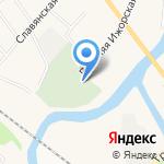 Храм Святого Равноапостольного Великого Князя Владимира на карте Санкт-Петербурга