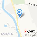 Кнауф Пенопласт на карте Санкт-Петербурга