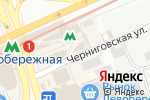 Схема проезда до компании ФК Абсолют Фінанс, ТОВ в