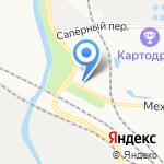 ГазИнвестГрупп на карте Санкт-Петербурга