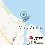 Церковь Святого благоверного князя Александра Невского на карте Санкт-Петербурга