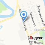 Aride на карте Санкт-Петербурга