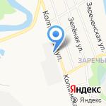 РГ Групп на карте Санкт-Петербурга