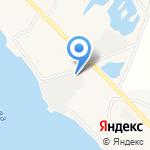 Форест на карте Санкт-Петербурга