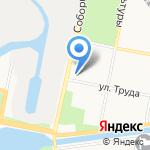 ЮРАЙН на карте Санкт-Петербурга