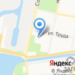 HogLand на карте Санкт-Петербурга