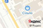 Схема проезда до компании Київстар в