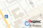 Схема проезда до компании Халал в
