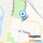 Правовед на карте Санкт-Петербурга