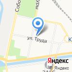 Деликате`с на карте Санкт-Петербурга