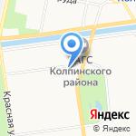 Управляющая Компания Гарант Сервис на карте Санкт-Петербурга