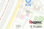 Схема проезда до компании Швейное ателье в