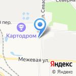 Термолекс на карте Санкт-Петербурга