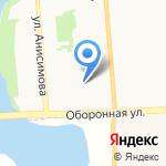 Детский сад №15 комбинированного вида на карте Санкт-Петербурга