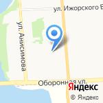 Жилищный кооператив №4 на карте Санкт-Петербурга