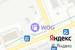 Схема проезда до компании СИБА-Вендинг в