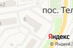 Схема проезда до компании НАНОИЗОЛ Северо-Запад в Тельмане