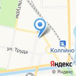Семья против наркотиков на карте Санкт-Петербурга
