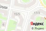 Схема проезда до компании Золотые ручки в Санкт-Петербурге