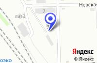 Схема проезда до компании СТРОИТЕЛЬНО-МОНТАЖНАЯ КОМПАНИЯ СЕВЗАПСТАЛЬКОНСТРУКЦИЯ в Колпино