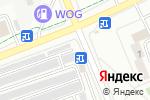 Схема проезда до компании Шиномонтажная мастерская в