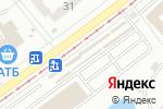 Схема проезда до компании Ателье в