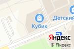 Схема проезда до компании Vivat Украина в