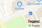 Схема проезда до компании Цеховікъ в