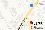 Схема проезда до компании Красотка в Прилиманском