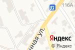 Схема проезда до компании Универсам в Прилиманском