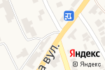 Схема проезда до компании КвіТочка в Прилиманском