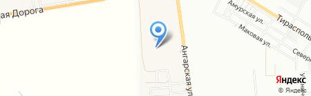 Зелений шлях ТОВ на карте Хлебодарского