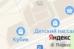 Схема проезда до компании Колобок в