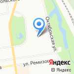 House на карте Санкт-Петербурга