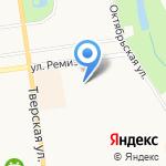VIOLET на карте Санкт-Петербурга