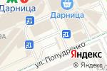 Схема проезда до компании Аура в