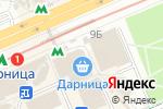 Схема проезда до компании Магазин зоотоваров в
