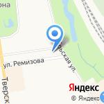 ВотОнЯ на карте Санкт-Петербурга
