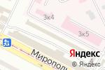 Схема проезда до компании Ритуальный магазин в