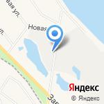 Пружинный завод на карте Санкт-Петербурга