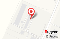 Схема проезда до компании СтройСеврис в Имени Свердловой