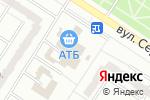 Схема проезда до компании УкрМонтажЛюкс в