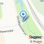 Крым на карте Санкт-Петербурга