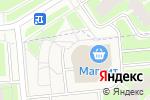 Схема проезда до компании Подземный паркинг в Тельмане
