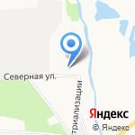 Торговая промышленная компания на карте Санкт-Петербурга
