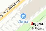 Схема проезда до компании Университетская Аптека во Всеволожске