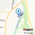 АЛЕКОН на карте Санкт-Петербурга